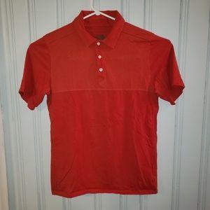 Mens North Face Golf Shirt